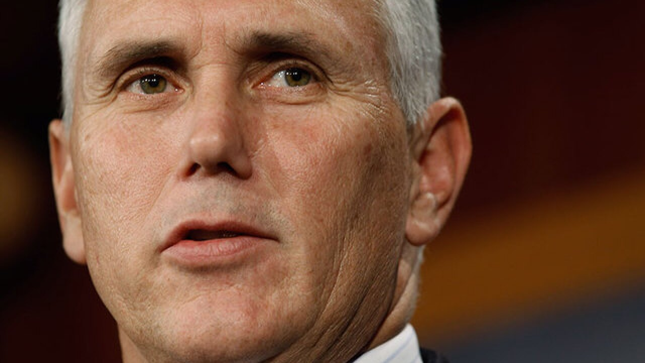 Mike Pence, Indiana's governor, to meet with presidential candidate Donald Trump