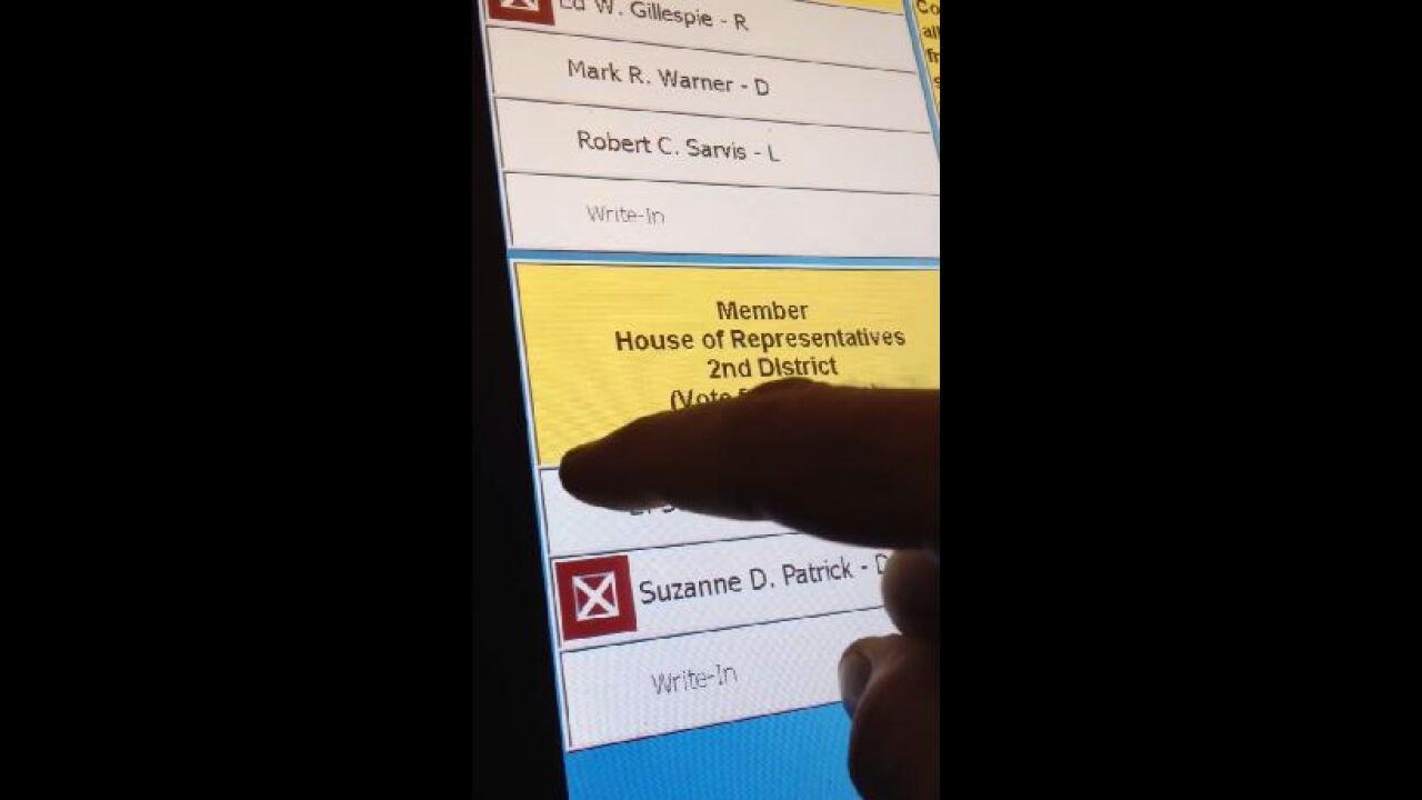 Virginia voting machines decertified after Election Daydebacle