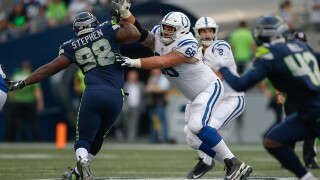 Colts put starting right guard on injured reserve list