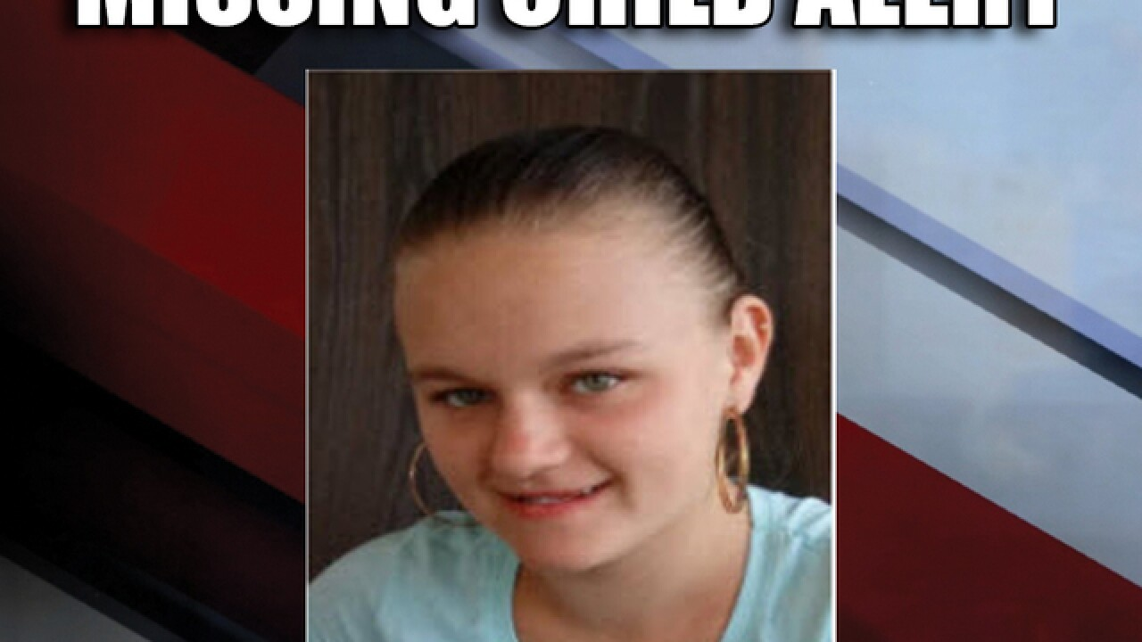 MISSING: 14-year-old Florida girl hasn't been seen in three weeks