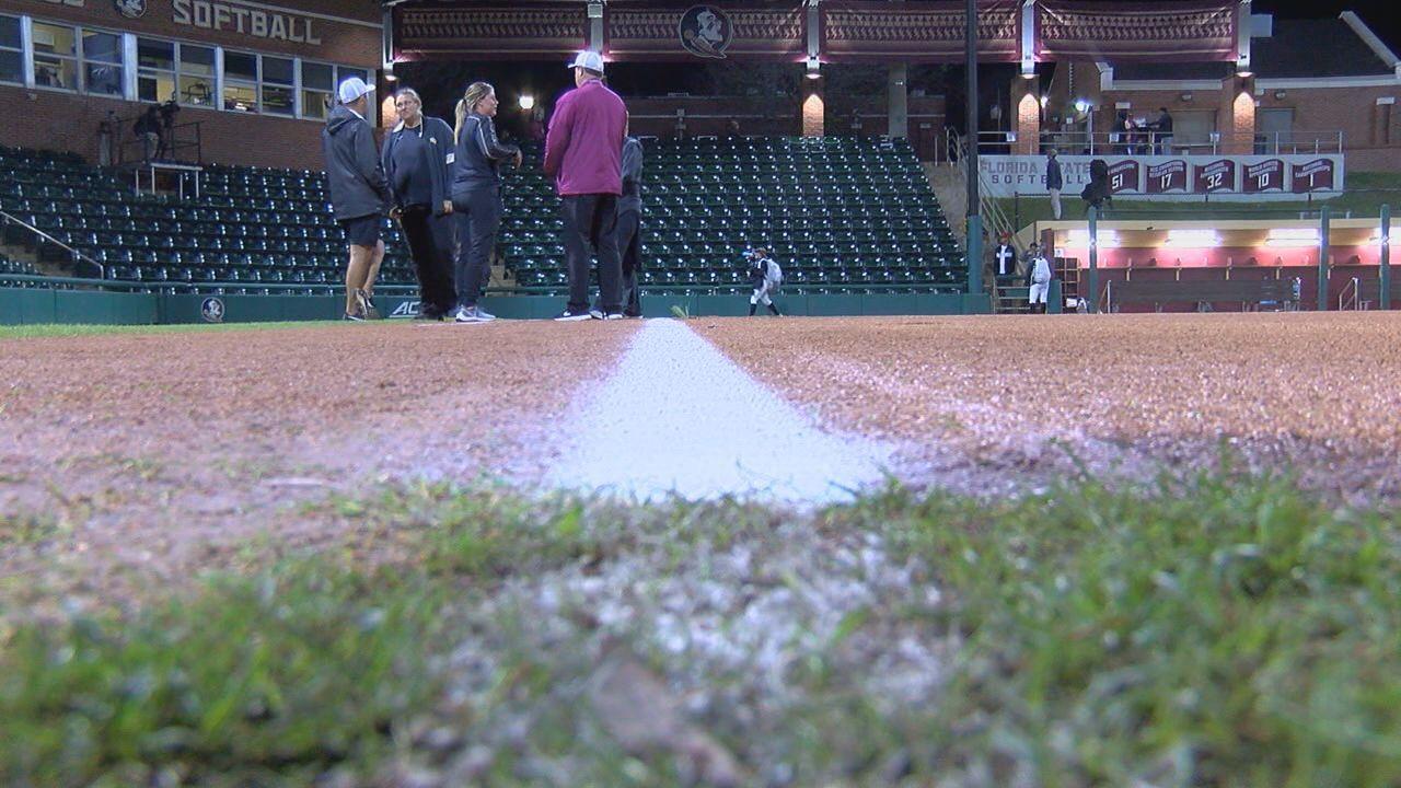 Softball Versus UCF Cancelled