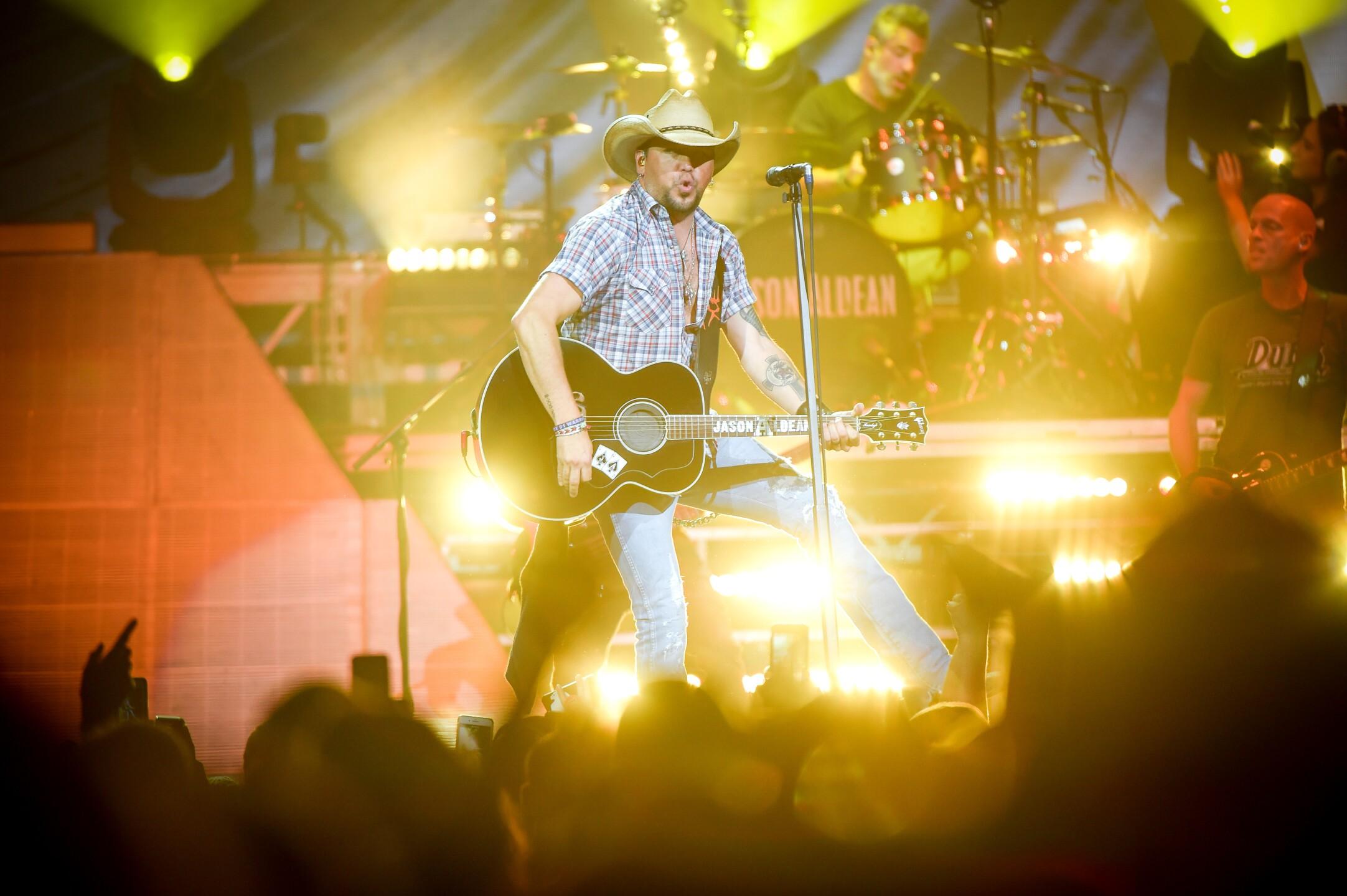 Jason Aldean In Concert - Nashville, Tennessee