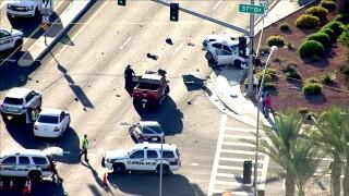 KNXV 57th Ave Grand Crash 6-24-19