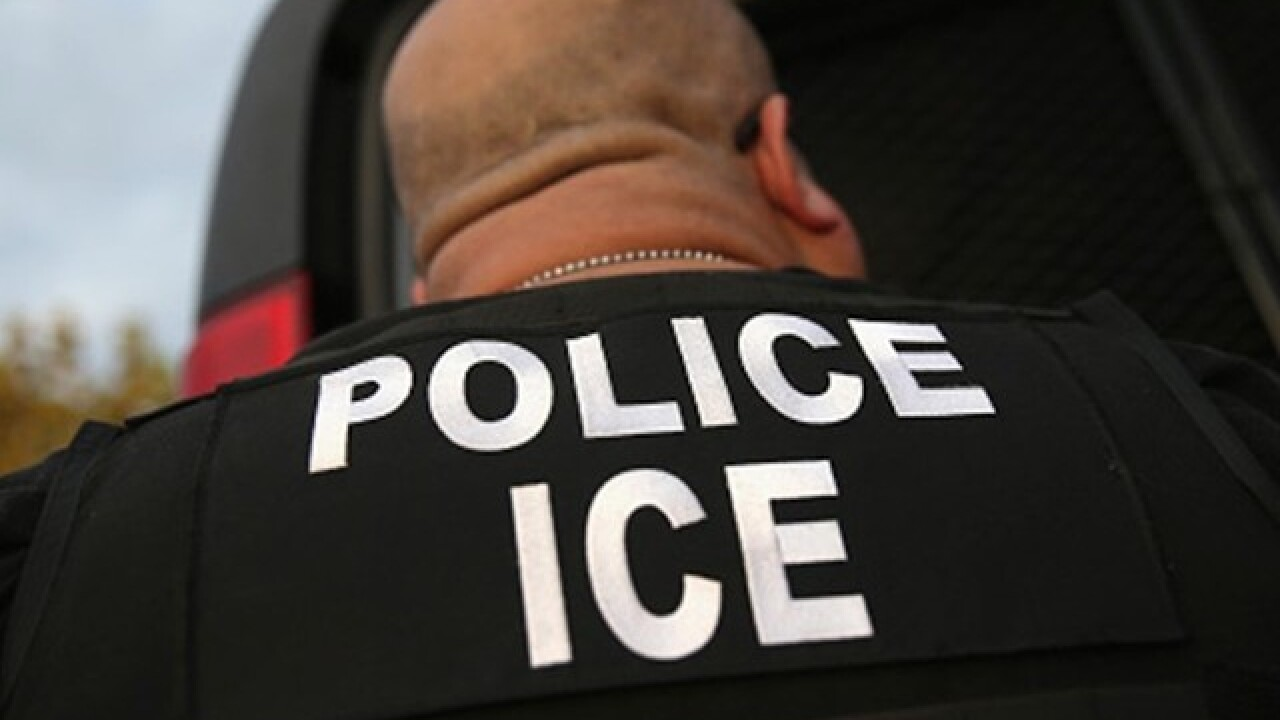 Immigration rights group says 34 detained in Wisconsin by ICE