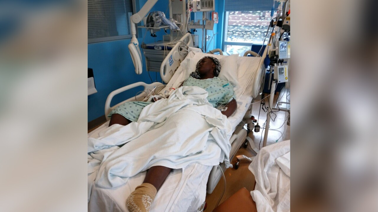 Baltimore City Schools student in ICU after getting COVID-19 in school, mom says