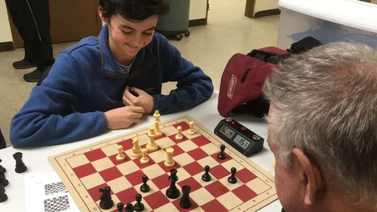 Turpin sophomore is Cincy's newest chess champ