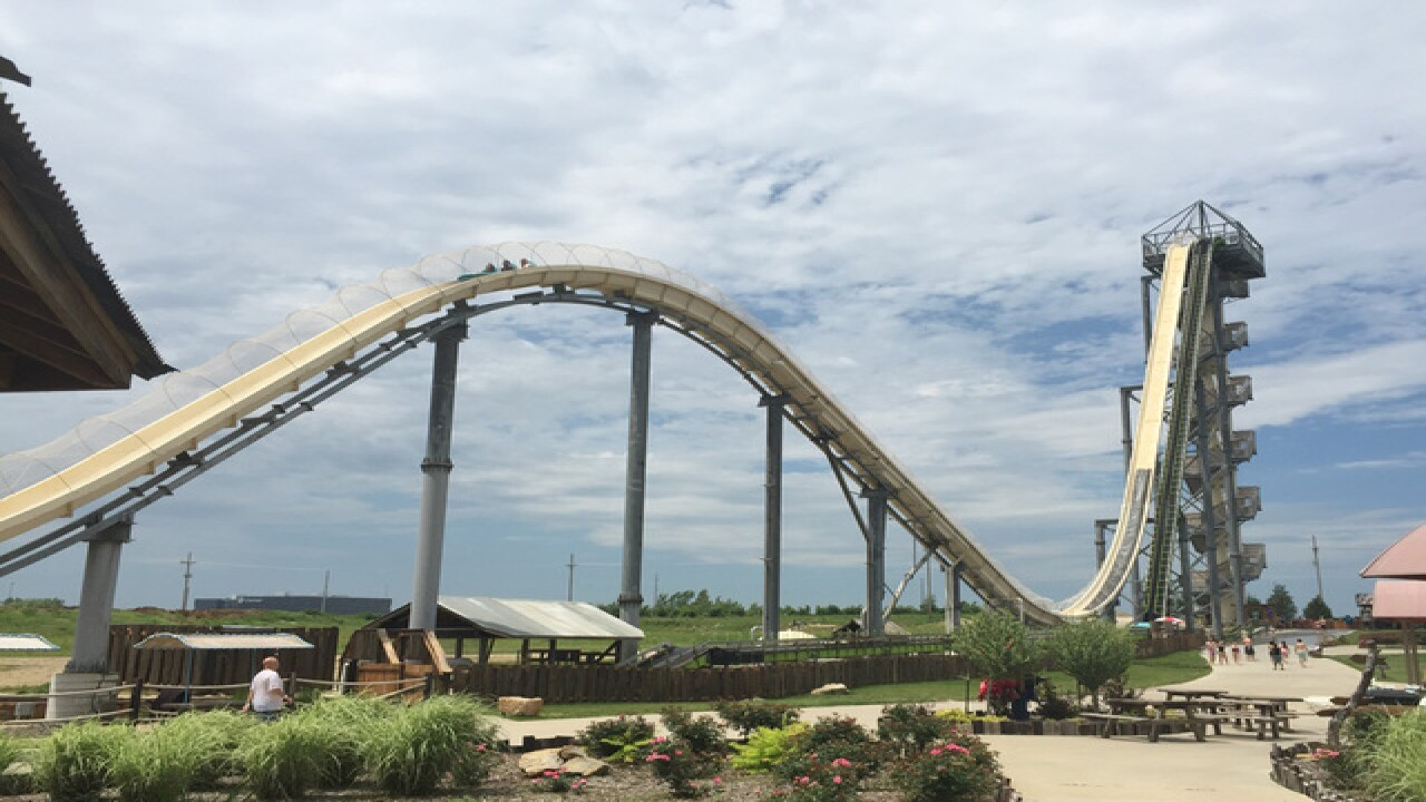 Police investigating death at Schlitterbahn
