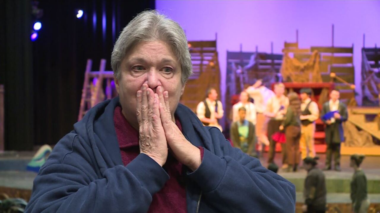Midlothian drama teacher Ms. Baugher shares secret to staying young