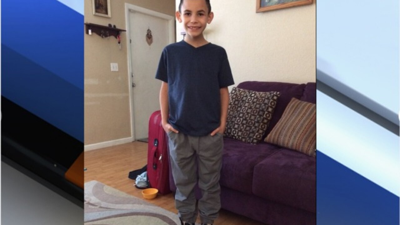 Port St. Lucie police: Missing 11-year-old runaway boy found safe