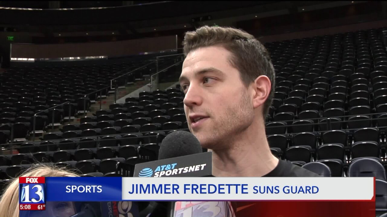 Jimmer Fredette is ready for his second shot in theNBA