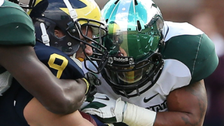 Here's the 8-game football schedule for Michigan, Michigan State