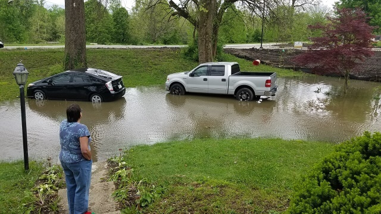 Developer: Project not causing flooding problems