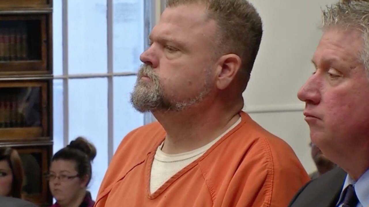 Pike County suspect Billy Wagner in court today