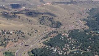 GALLERY: Massive traffic backups strand hundreds of drivers on WB I-70 following fatal crash