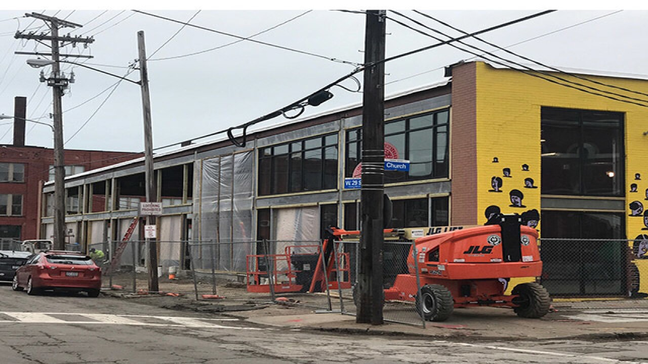 Breweries popping up in NEO vacant buildings