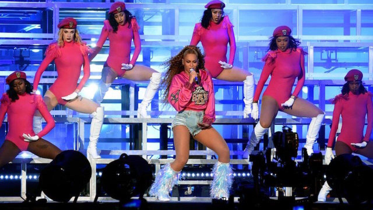 Beyoncé reigns at Coachella once again