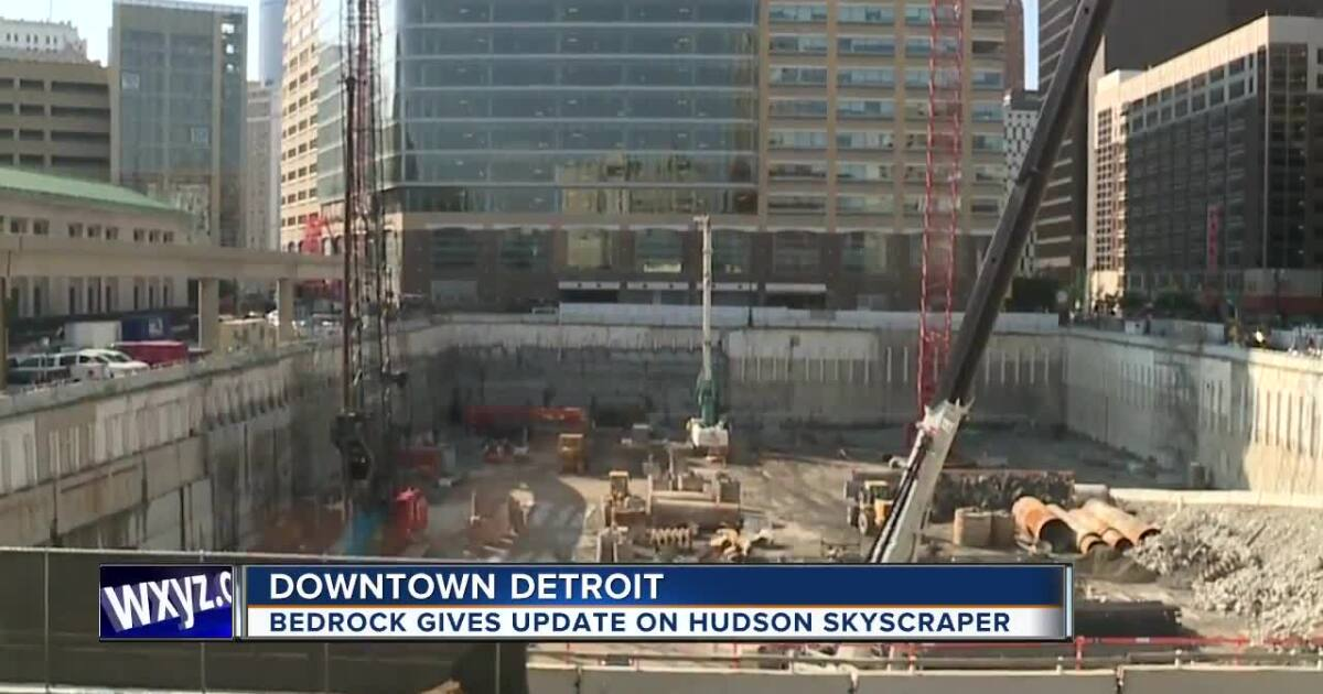 Bedrock says 'Hudson Skyscraper' may not be tallest building in Detroit