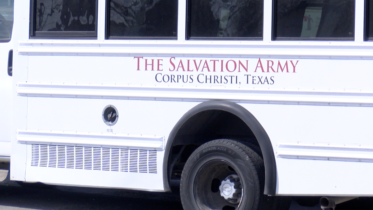 Salvation Army of the Coastal Bend provides temporary housing for residents at the Cimmaron Estates senior apartments