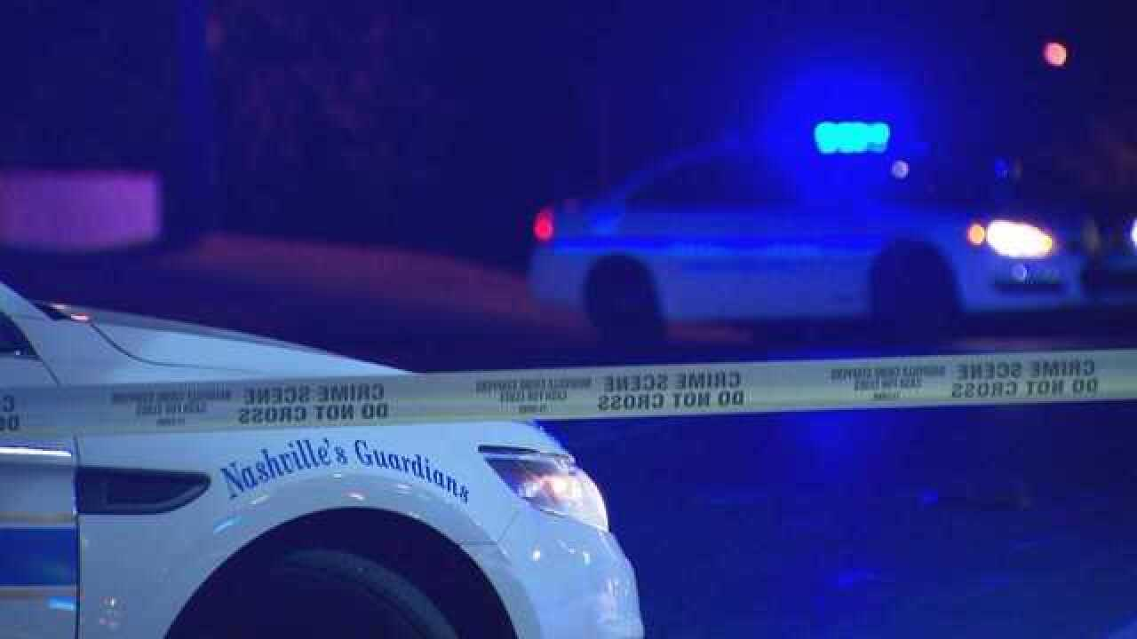 Man Shot At Hermitage Intersection