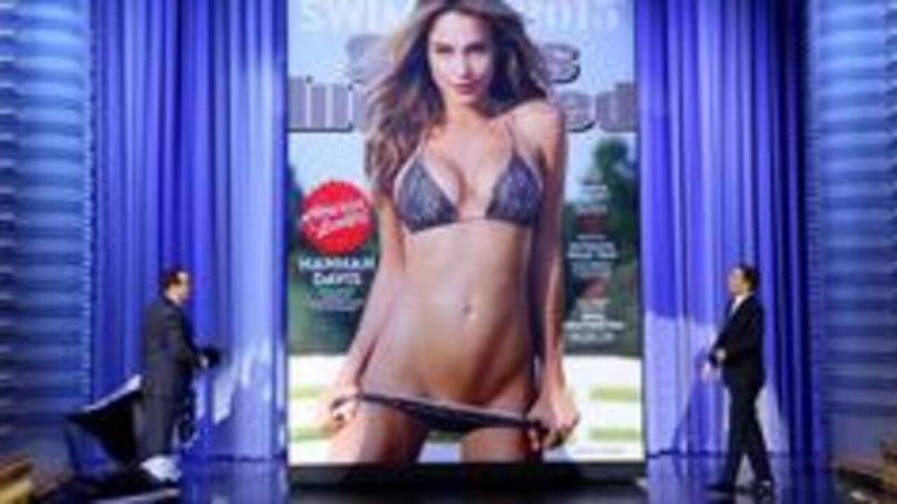 Sports Illustrated Swimsuit Model Defends Her Assets: I