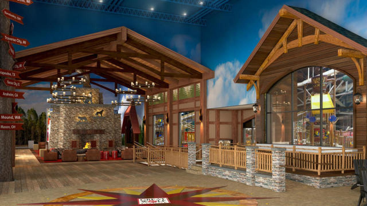 Great Wolf Lodge IL releases new renderings