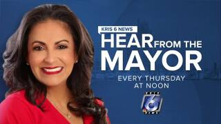 Hear from our Mayor Thursday visit