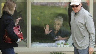 White House releases guidance on reopening nursing homes