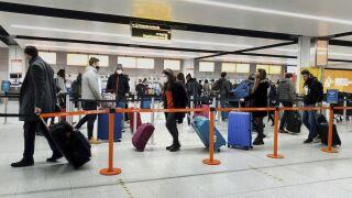 Virus Outbreak Travel Restrictions