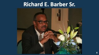 Richard E. Barber Sr.
