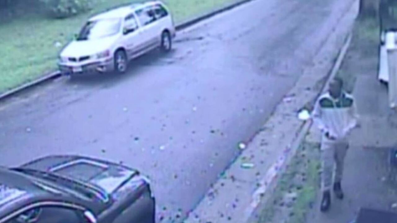 Video shows Richmond homicide suspect minutes before deadlyshooting