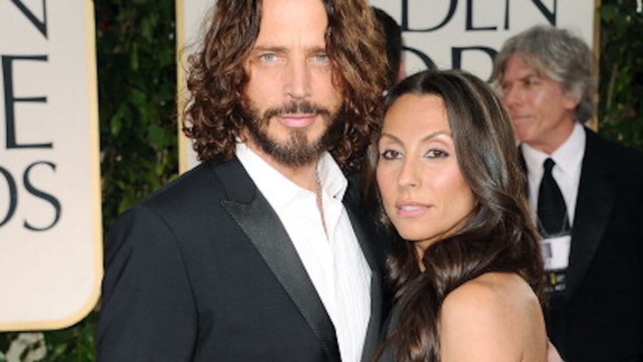 Wife of Chris Cornell pens moving tribute to former Soundgarden frontman