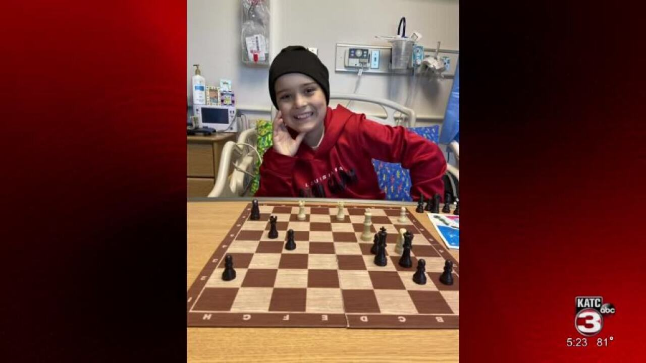Spirit of Acadiana - How to help Acadiana boy fighting leukemia 4-8-2021.jpg