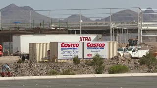 New Costco in Henderson set to open in November