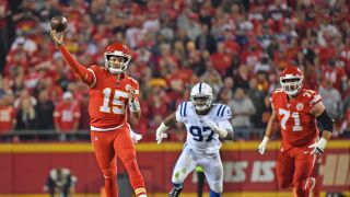 Indianapolis Colts v Kansas City Chiefs