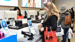 Black Friday sales could be up 9 percent over last year, early numbers show
