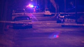 72nd & Wabash Homicide Scene