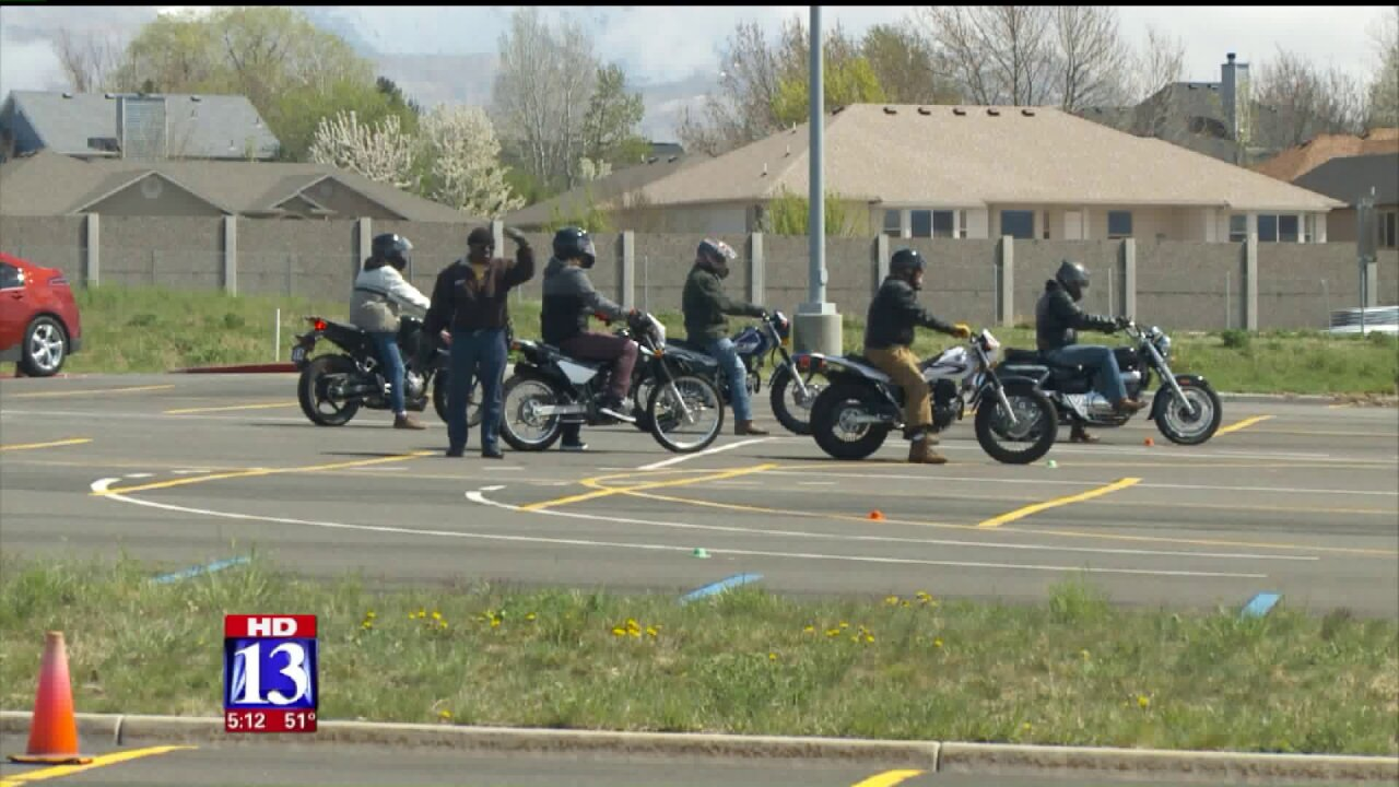 Utah Motorcycle season in full swing, public safety leaders roll out safetytips