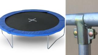 Super Jumper Trampoline Recall