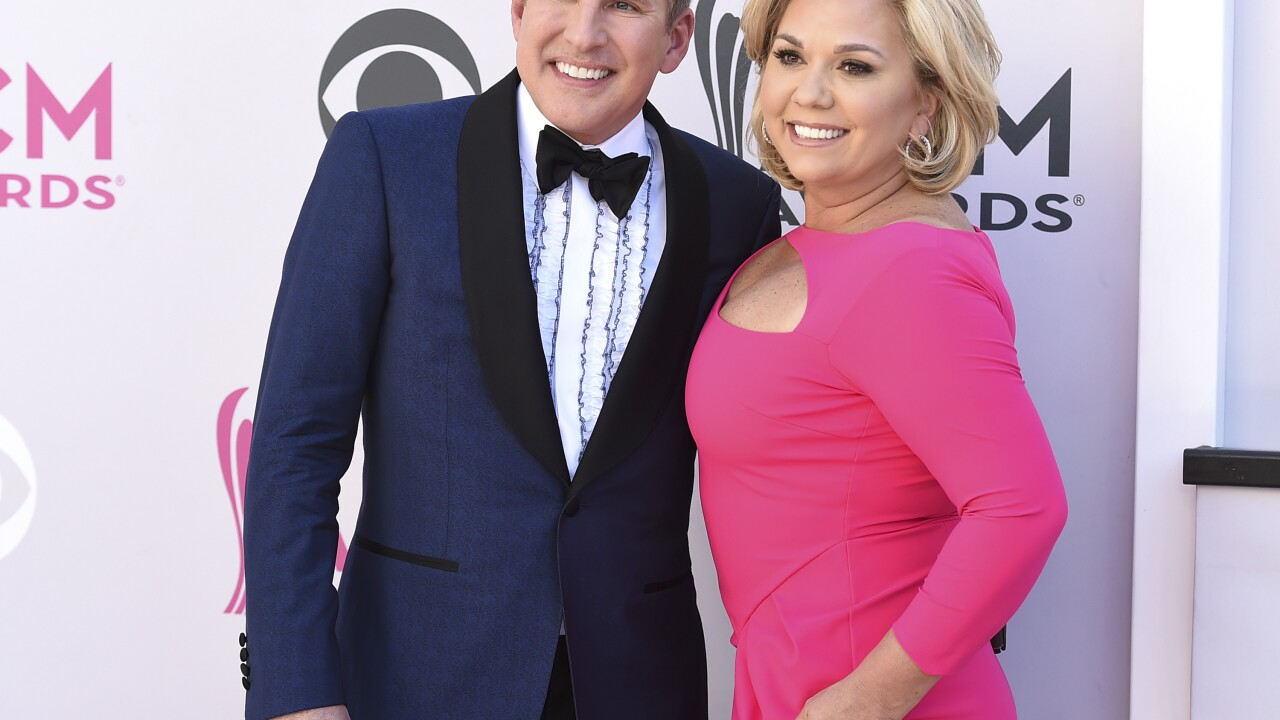 Todd Chrisley, Julie Chrisley