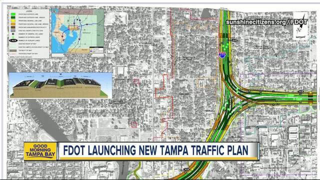 TBX rebranded as Tampa Bay Next, includes tolls