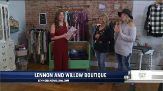 Fall fashion trends from Lennon & Willow Boutique