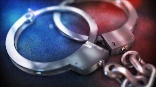 Arrest, handcuffs (generic)