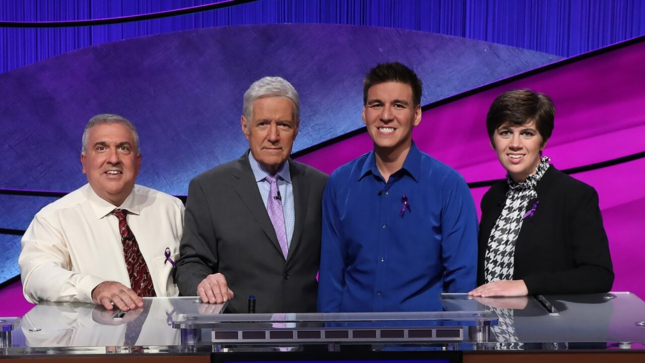Jeopardy James defeats rival to win Tournament of Champions