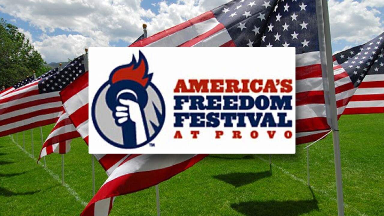 Utah's Freedom Festival gets taxpayer money, but they can't discriminate against LGBTQ groups
