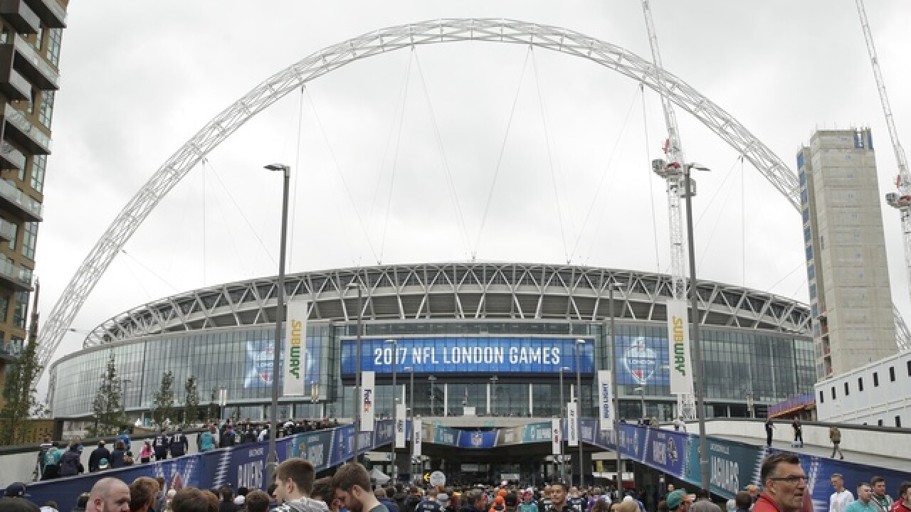 Reports: Packers could play in London next season