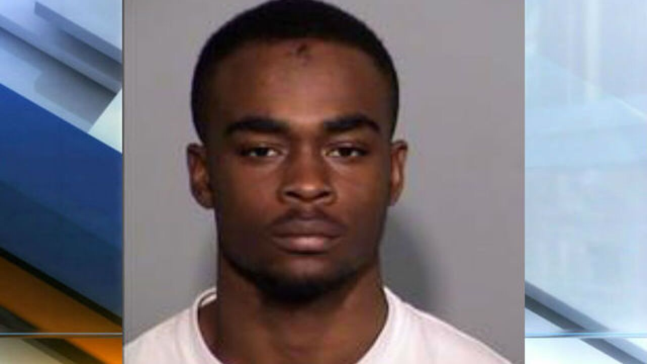 Larry Taylor charged in second fatal robbery