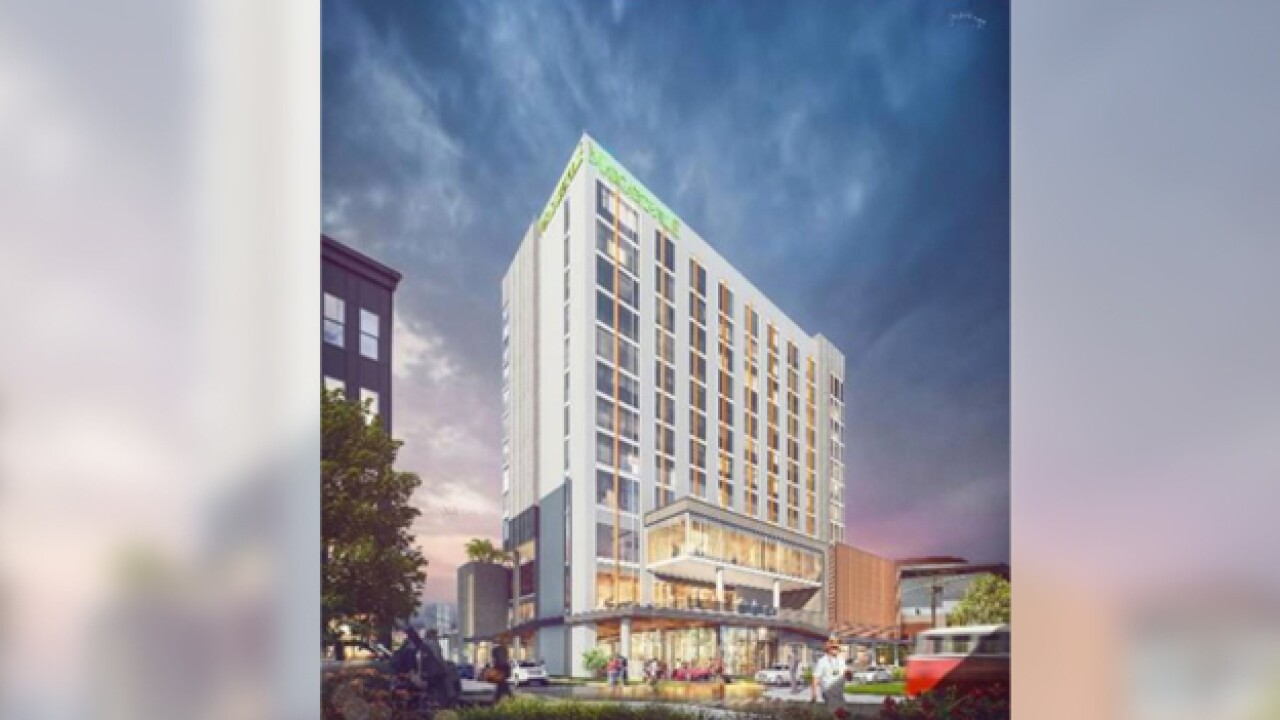 Nashville's Margaritaville Hotel Taking Reservations