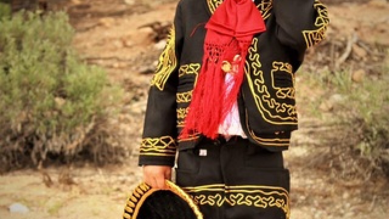 Three-year-old becoming young Mariachi superstar