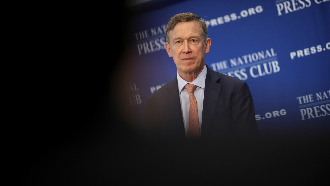 Democratic Presidential Candidate John Hickenlooper Speaks At The National Press Club, Defends Regulated Capitalism.jpg