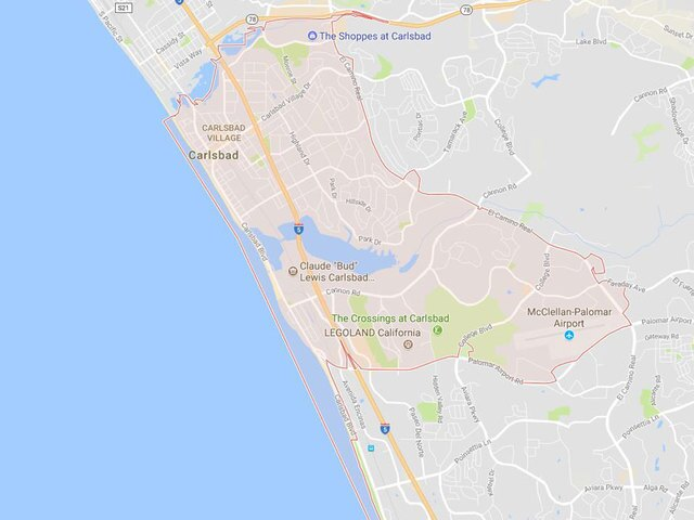 San Diego Map Of Neighborhoods.Photos 1 Million Neighborhoods In San Diego County